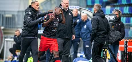 De racistische uitingen blijven voor eeuwig hangen aan FC Den Bosch, maar verder valt vooral het stilzwijgen op