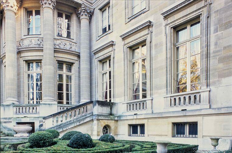 Het museum Nissim de Camondo in Parijs. Beeld Jean-Marie del Moral / MAD Paris