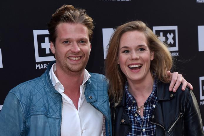 Wietze en zijn vrouw Lieke
