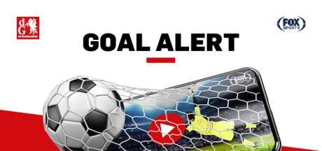 Goal Alert: Ontvang direct een video als er is gescoord!
