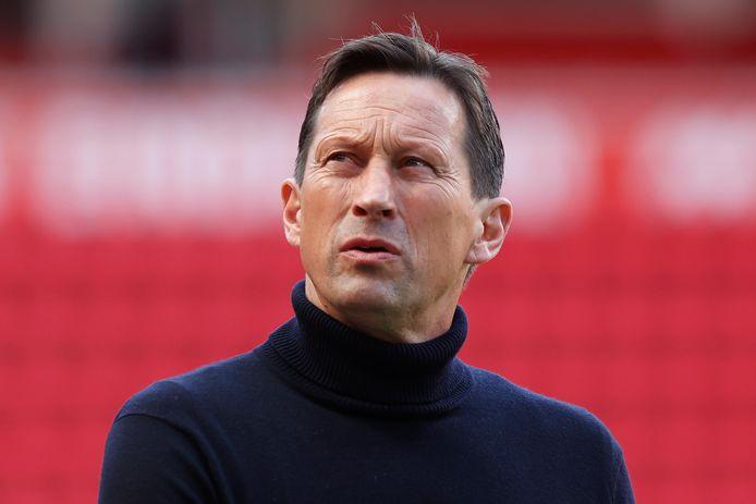 Roger Schmidt vond dat PSV niet goed voor de dag kwam tegen sc Heerenveen.