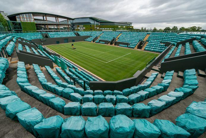 De meeste tornooien in aanloop naar Wimbledon gaan door.