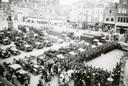 De Duitse bezetting in 1940 betekende het begin van veel ellende voor de joodse gemeenschap. Een kwart van de ongeveer tweehonderd personen overleefde de kampen; hun bezittingen bleken bij terugkeer veelal verdwenen.