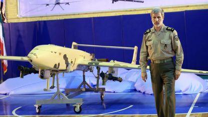 """Iran onthult nieuwe raket: """"We zullen elke dag onze ballistische macht versterken"""""""