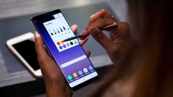 Dit is de gloednieuwe Samsung Galaxy Note 8 en dit kan hij allemaal