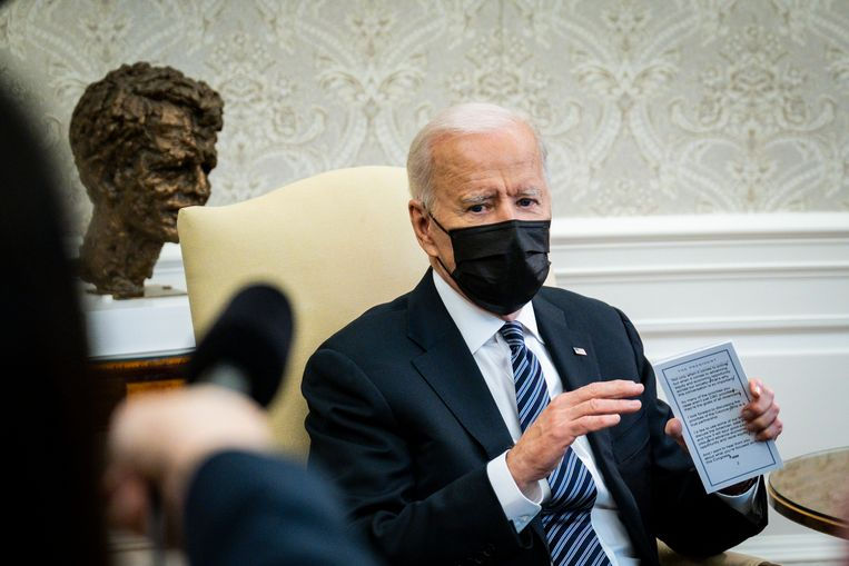 President Joe Biden. Beeld Photo News