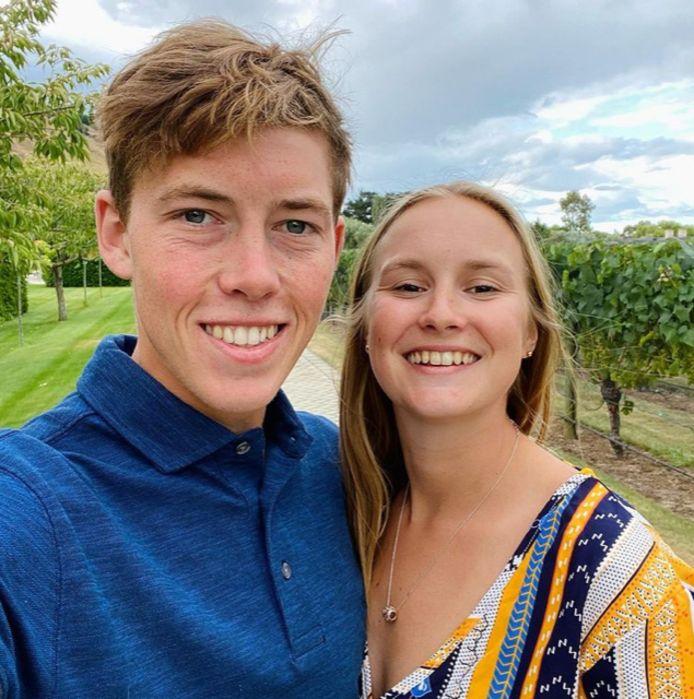 De Nieuw-Zeelander Hayden Wilde pakte afgelopen nacht knap brons op de olympische triatlon. Wilde is al meer dan twee jaar de vriend van de Kempense triatlete Hanne De Vet die zelf in de wolken is met de derde plaats van haar vriend.