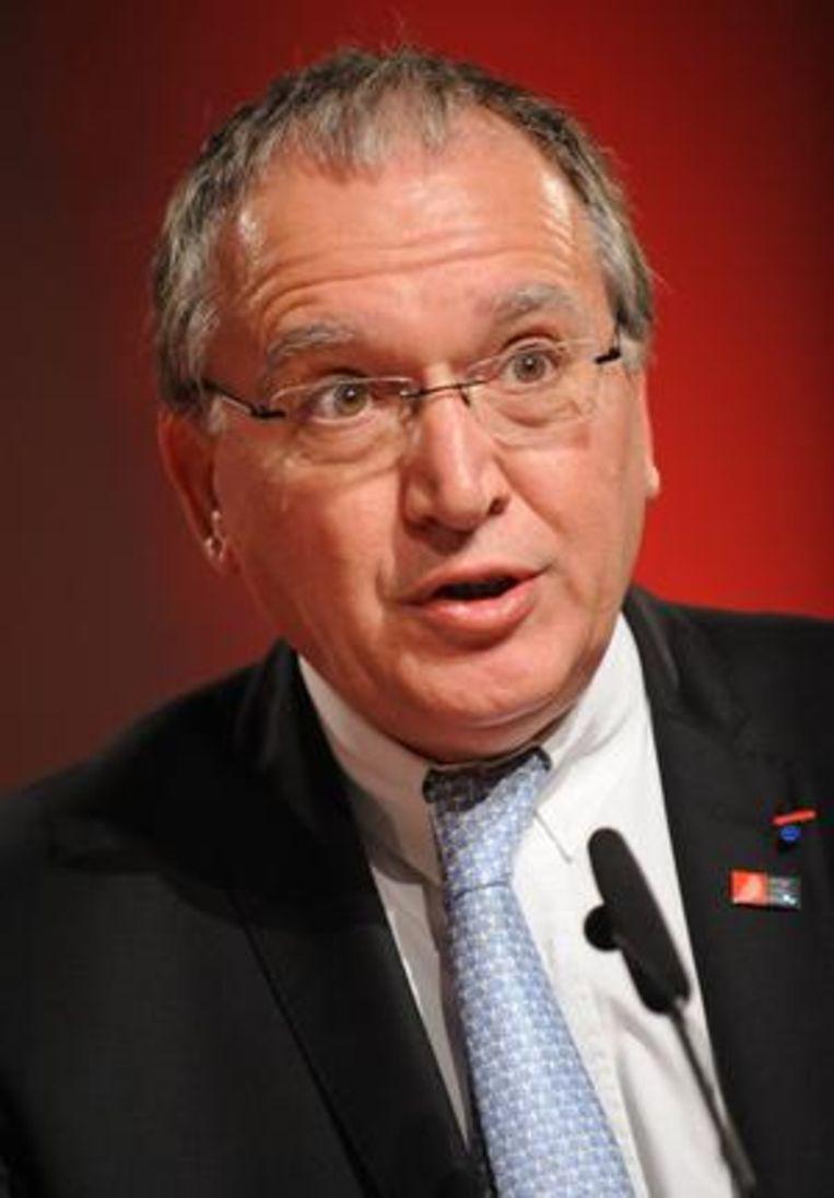 Benoît Battistelli. Beeld epa