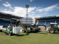 Voorlopig geen natuurgras bij FC Den Bosch
