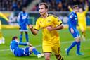 Mario Götze was transfervrij bij Dortmund.