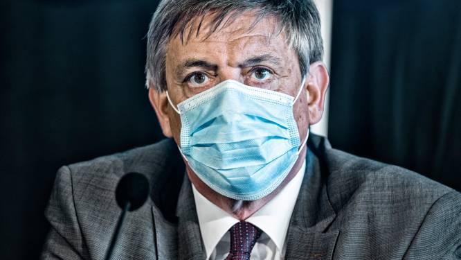 Jan Jambon évoque un assouplissement des mesures quand tous les plus de 65 ans seront vaccinés