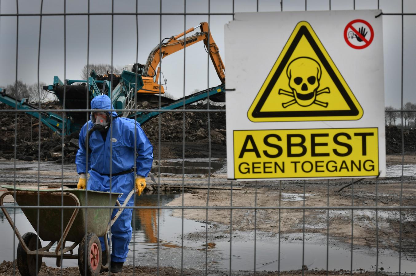 Asbest verwijderen kost Neder-Betuwe veel geld