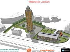 Woningen watertoren Leerdam bijna verkocht
