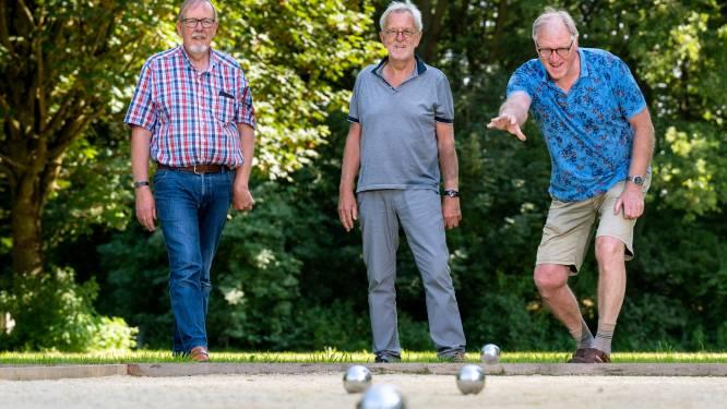 Park Immerloo telt nu ook twee jeu de boules-banen: 'Draait erom dat mensen elkaar ontmoeten'