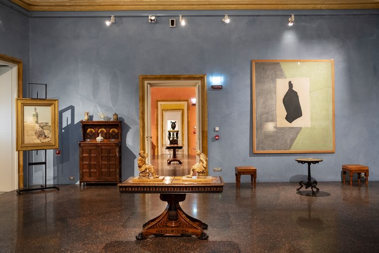 Museum Palazzo Butera. Beeld Giulio Piscitelli