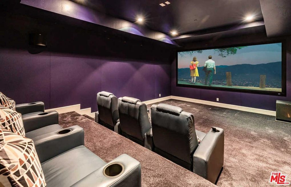 Rihanna's schuilplaats in Hollywood - 5200 euro per week