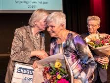 Riet van Melis vrijwilliger van het jaar van de gemeente Heumen