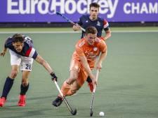 Hockeyers beginnen EK met zege op Frankrijk