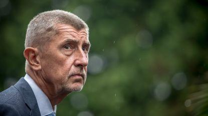 Tsjechisch parket laat beschuldigingen tegen premier Babis vallen