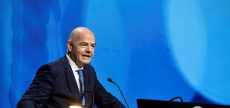 FIFA waarschuwt clubs Super League: 'Je bent erin of je bent eruit'