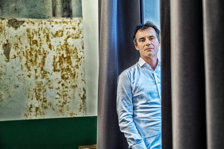 Marc Fauconnier. Beeld Tim Dirven