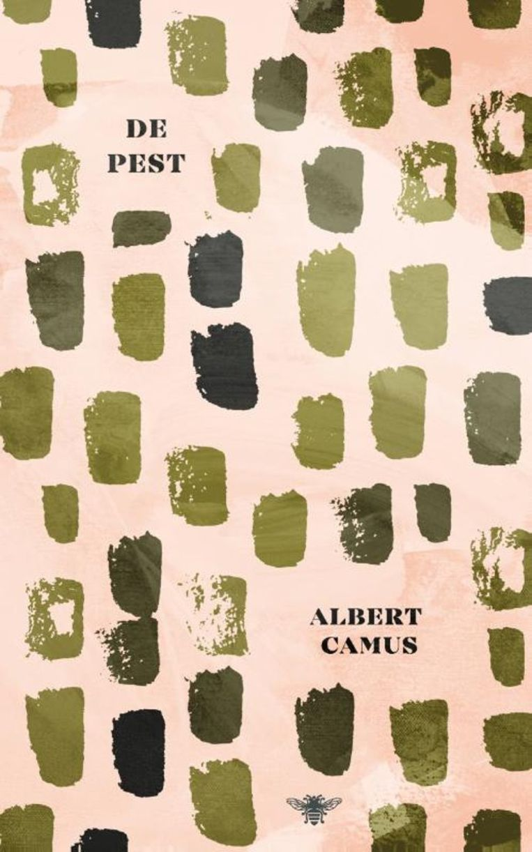 'De pest' van Albert Camus. Beeld De pest - Albert Camus