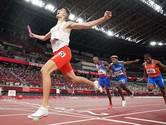 Nederland vierde, achter twee 'gediskwalificeerde' 4x400 mixed-teams: 'De anderen kennen de regels niet'