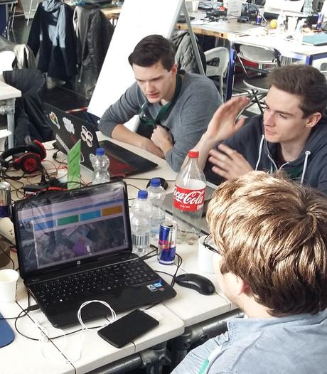 Hackathon: 24 uur zonder slaap, maar vol energie