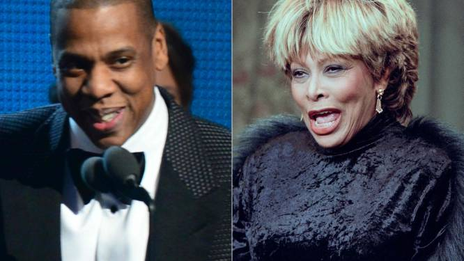 Jay-Z en Tina Turner in 'Rock & Roll Hall of Fame'