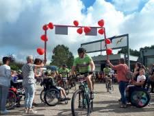 Volg de fietsers van team Bart&Tijn op hun tocht tegen stofwisselingsziekte