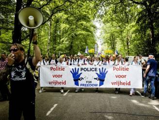 Mars tegen coronamaatregelen trekt duizenden demonstranten in Nederland