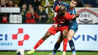 """Lucas Rougeaux staat met KV Kortrijk tegenover Genk: """"Weer niveau van toen halen"""""""
