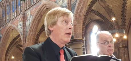 Zangers uit het hele land naar Enschede gekomen om Requiem van Mozart uit te voeren