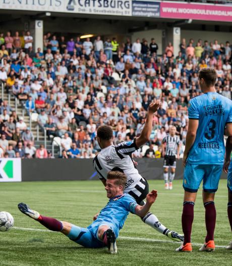 Willem II speelt slechtste wedstrijd van het seizoen: 'Geen aanspraak mogen maken op een overwinning'