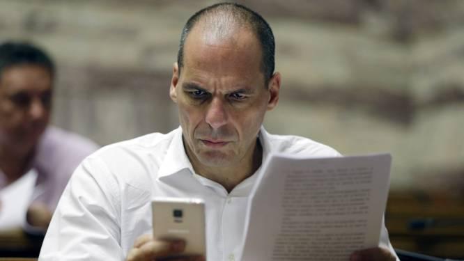 Varoufakis neemt niet deel aan stemming in Athene
