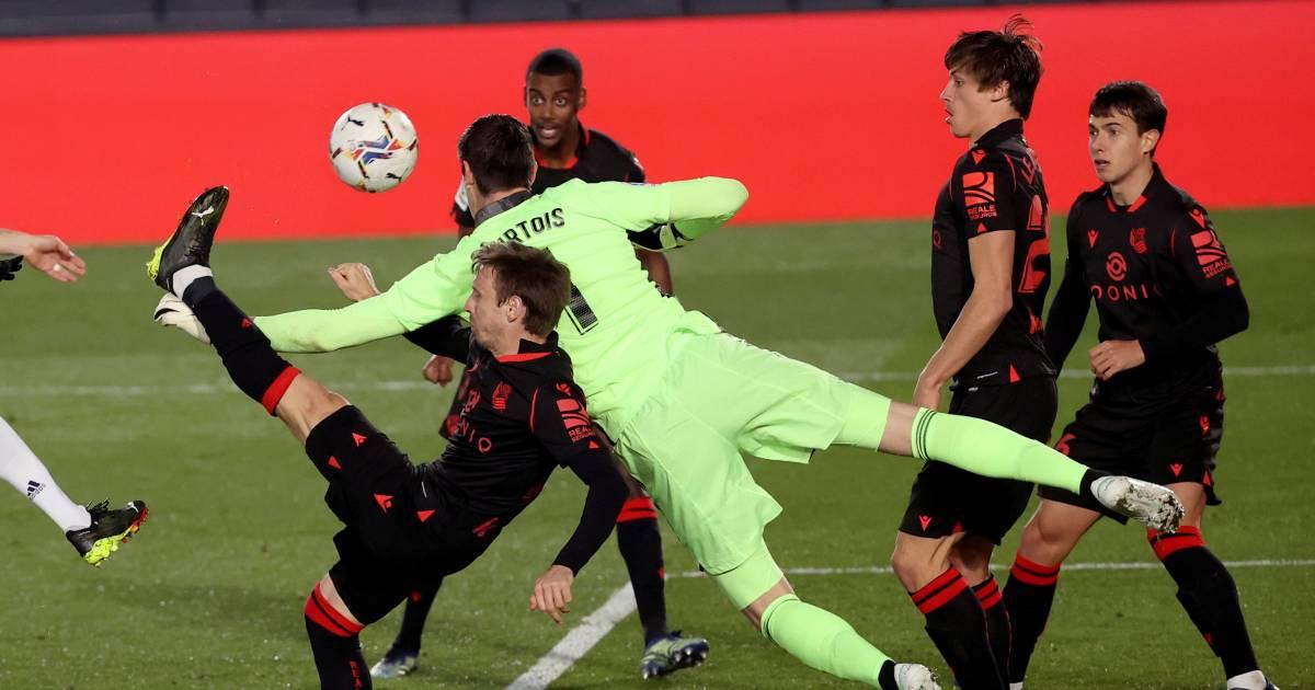 Le Real se fait peur avant le derby contre l'Atlético - 7sur7