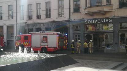Brandweer opgeroepen voor knal van kapot springende bakplaat