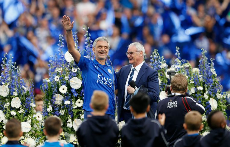 Britain Soccer Football - Leicester City v Everton - Barclays Premier League - King Power Stadium - 7/5/16