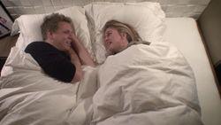 """Kat Kerkhofs deelt bedgeheimen met James: """"Een vrouw op straat en een beest in bed"""""""