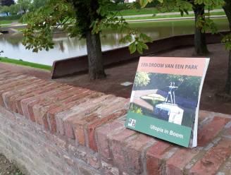 ALB geeft rondleiding door Booms park