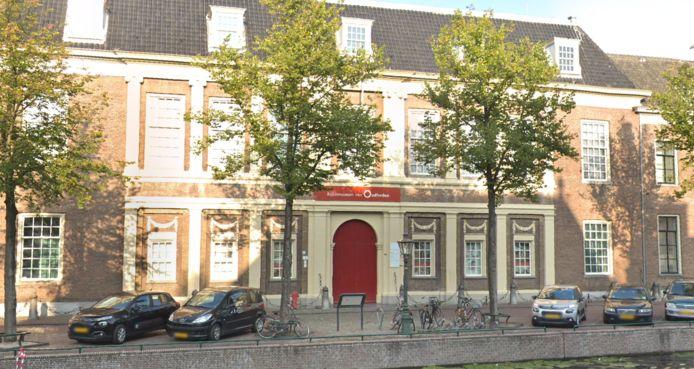 Rijksmuseum van Oudheden.
