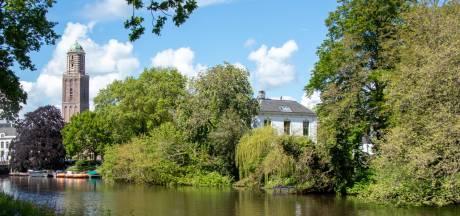 Het is warm, maar wat is de heetste plek van Zwolle?