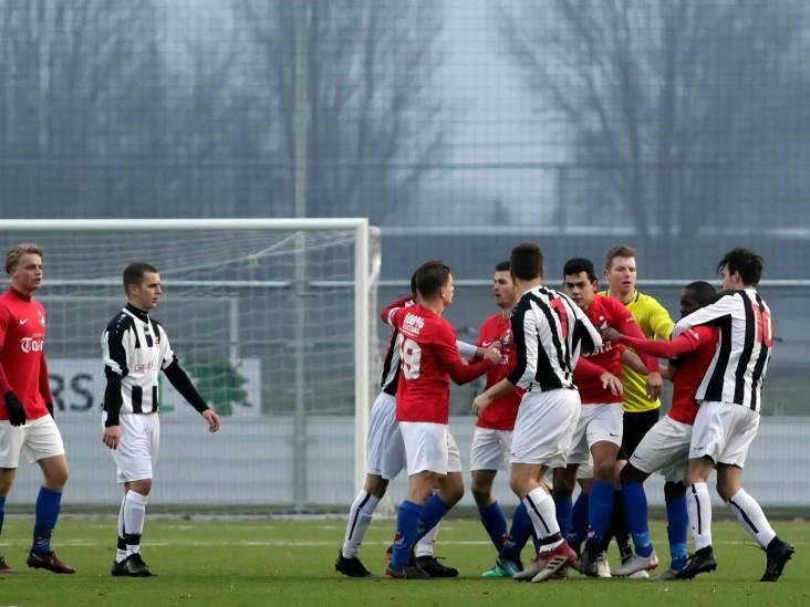 Strijdend Roosendaal vecht zich langs Gastel, Virtus vergeet RBC pijn te doen