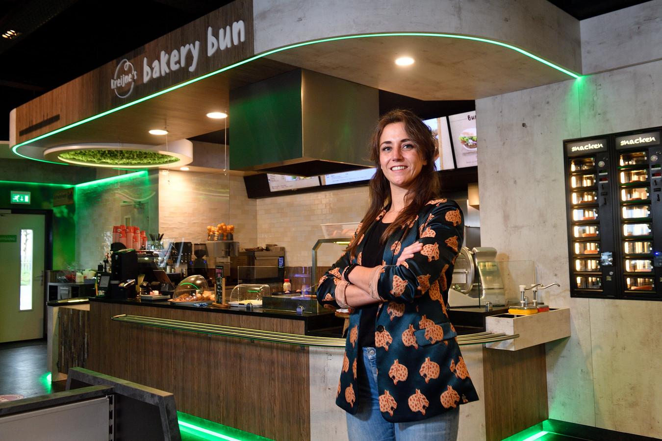 Rosan Kreijne bedacht het concept Bakery Bun.