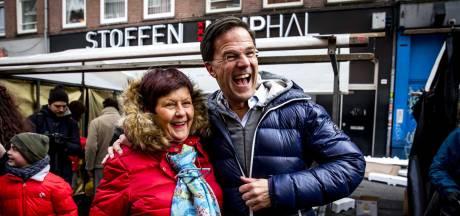 Rutte wil door als leider van de VVD en als premier