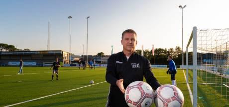 Timmermans stopt niet alleen bij DSC, maar met trainen in zijn geheel