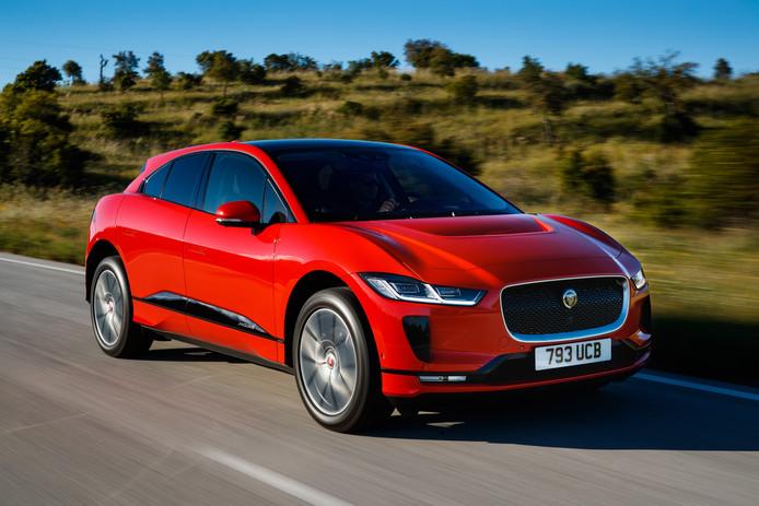 Jaguar trok vier jaar uit voor de ontwikkeling van de I-Pace.
