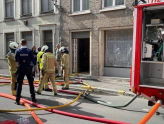 Studio in Brugge-centrum onbewoonbaar na brand: bewoner opgepakt op verdenking van brandstichting