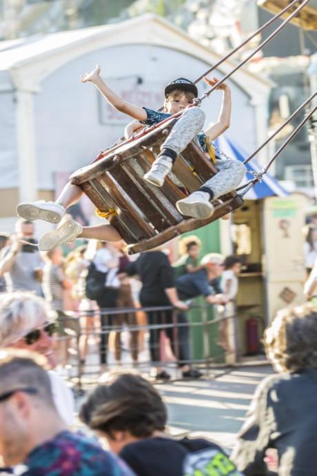 Niet alleen de Parade sneuvelt wegens werkzaamheden in Museumpark: ook voor de Pleinbios is geen plek