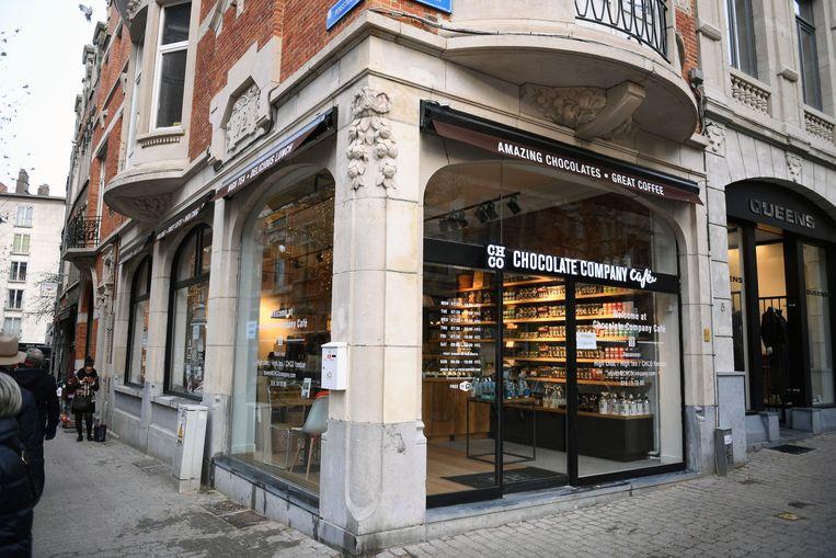Op 2 januari opent Chocolate Company Café de deuren in de Brusselsestraat 10 in Leuven.